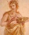 Ariadne the Minoan priestess