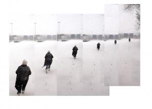 walking line 01
