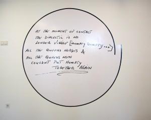 Lawrence Weiner algorithm 04