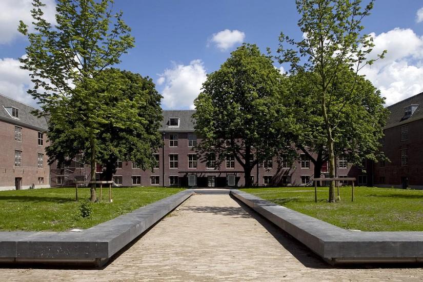 Michael van Gessel Hermitage Amsterdam garden