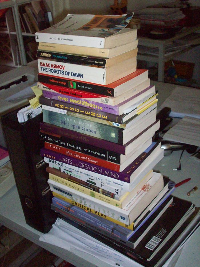 Everdien Breken Essay books 20 juli 2010 001