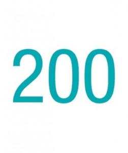 tweehonderd