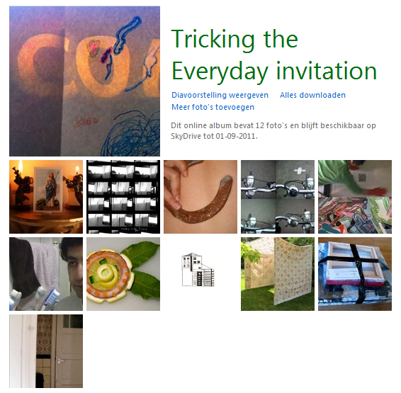 tricking the everyday invitation