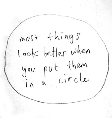 banksy circle