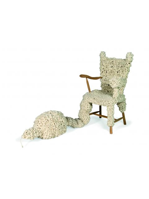 Jurgen Bey Knitted Chair