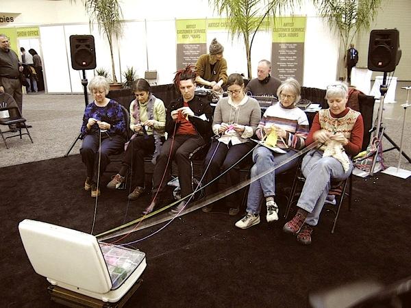 knitting jam