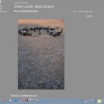 dove circle dam square