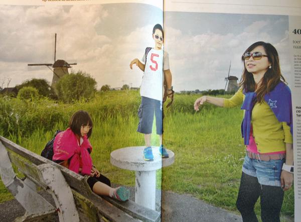 Kinderdijk Trouw foto Frits Spoelstra kl