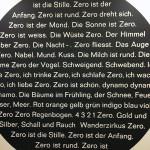 zero at stedelijk_kl