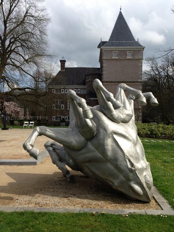 Gregor Gaida Polygonal Horse II